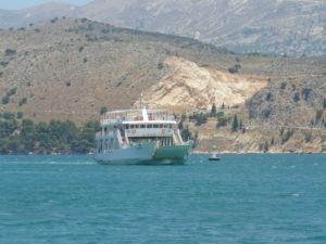 prepravná loď