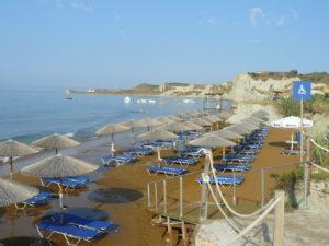 pláž Xi