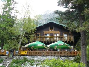 Zámkovského chata