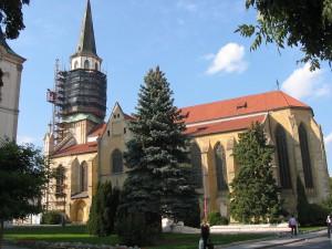 kostol sv.Jakuba