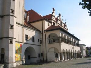 Dom Majstra Pavla Levoča