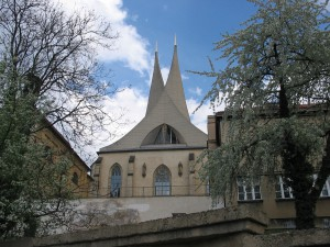 Kostel Panny Marie na Slovanech