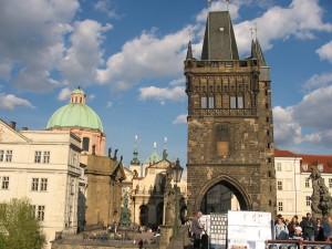 Staromestská mostecká veža