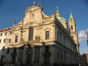 Kostol svätého Mikuláša na Malej Strane
