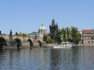 Karlov most a Staromestská mostecká veža