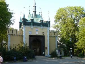 Petřín Zrkadlové múzeum